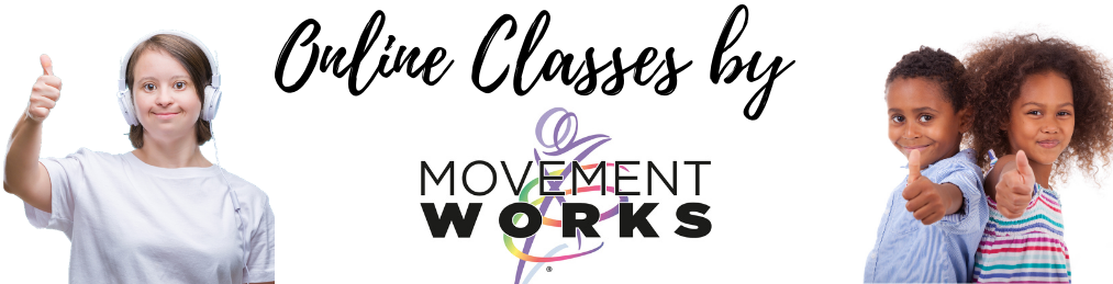 Movement Works Online Sessions